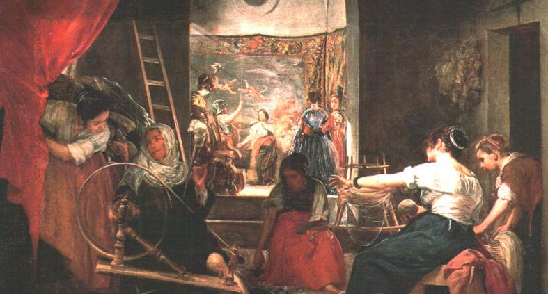 Anziani e vita quotidiana – Un po  di storia dell arte da parte di AES  domicilio 7fe63bda2822